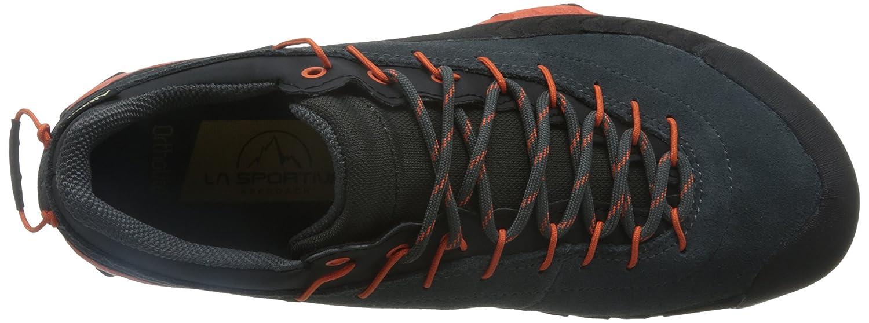 Zapatillas de Senderismo para Hombre La Sportiva Tx4 GTX Carbon//Flame