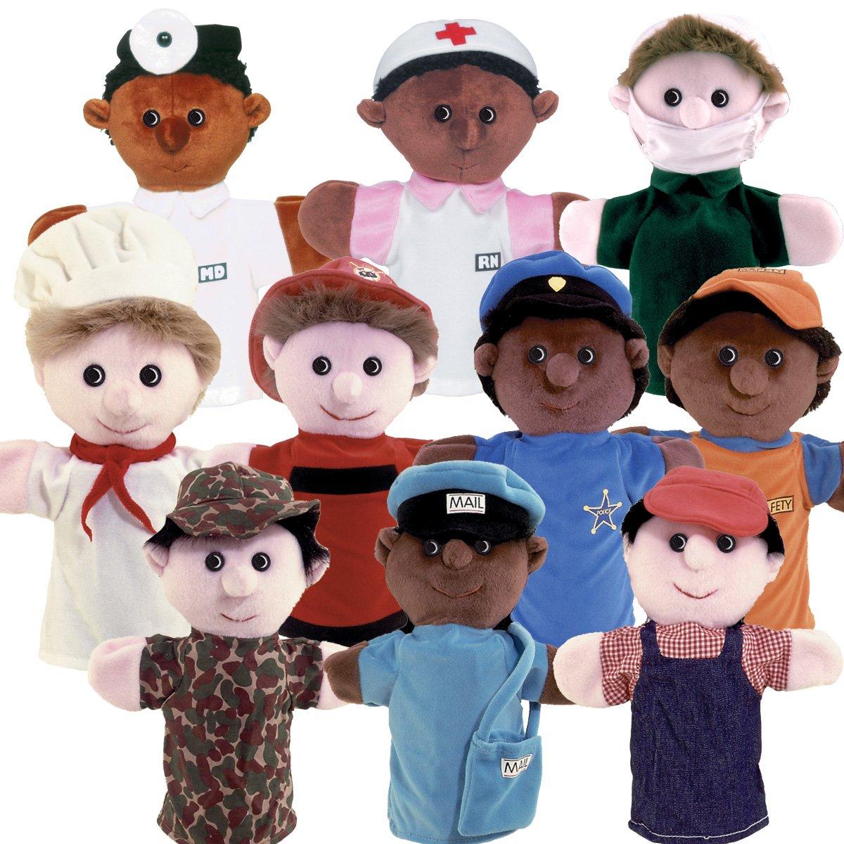 Get Ready Kids 467 Kids Puppet