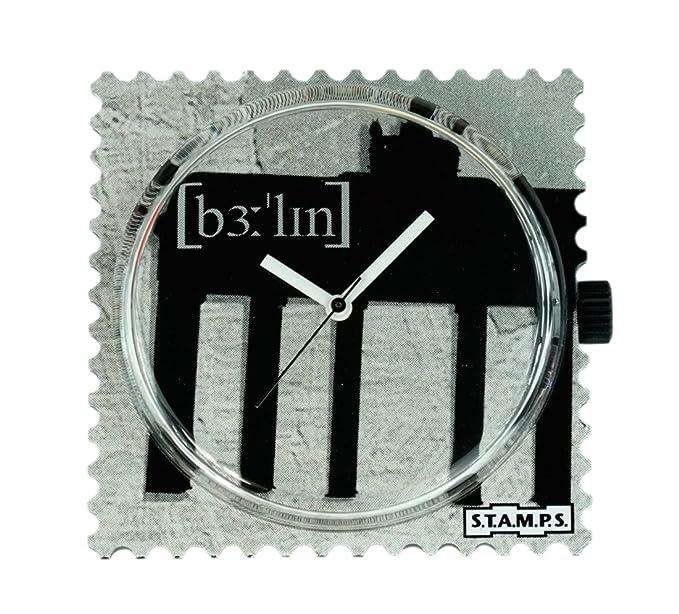 """S.T.A.M.P.S. Stamps Reloj Esfera """"Ich bin ein Berliner 104704"""