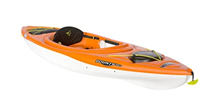 Amazon.com: Pelican Kayak Bounty 100 x Raft inflable con exo ...