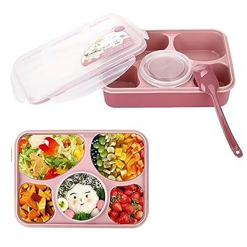 Minidiva Almuerzo de Bento Box-prueba de fugas de microondas y ...