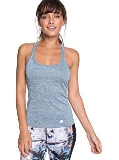 You T Femme Shirt Manches Roxy Rond Longues Col Chasing Pour thrdsQC