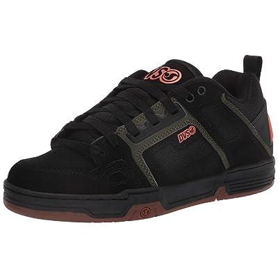 Dvs Footwear Mens Comanche Skate Shoe | Skateboarding