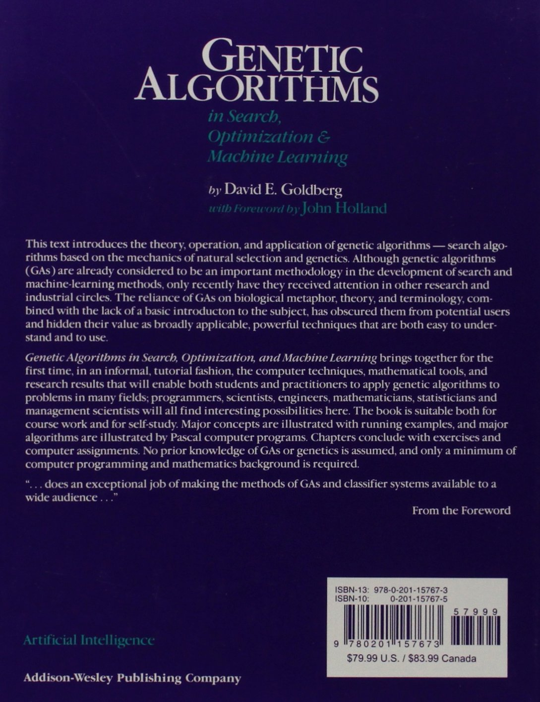 And download machine learning genetic search optimization ebook algorithms in