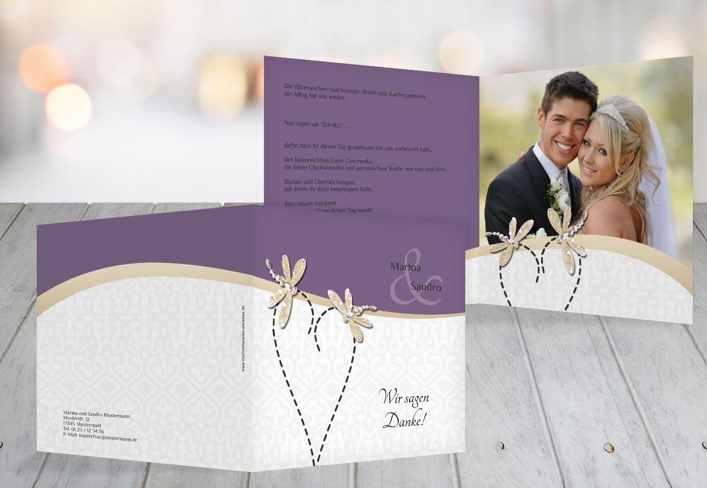 Kartenparadies Danksagung für Hochzeitsgeschenke Hochzeit Dankeskarte Unzertrennlich, hochwertige Danksagungskarte Hochzeitsglückwünsche inklusive Umschläge   20 Karten - (Format  145x145 mm) Farbe  ApfelGrün B01NCXZOBY | Zarte