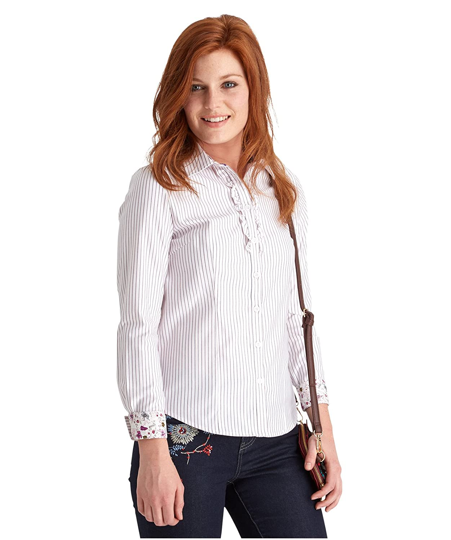 Joe Browns Women's Striped Smart Shirt