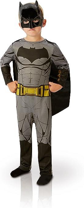 Batman V Superman-Murciélago Disfraz, color (schwarz(3620421), M ...