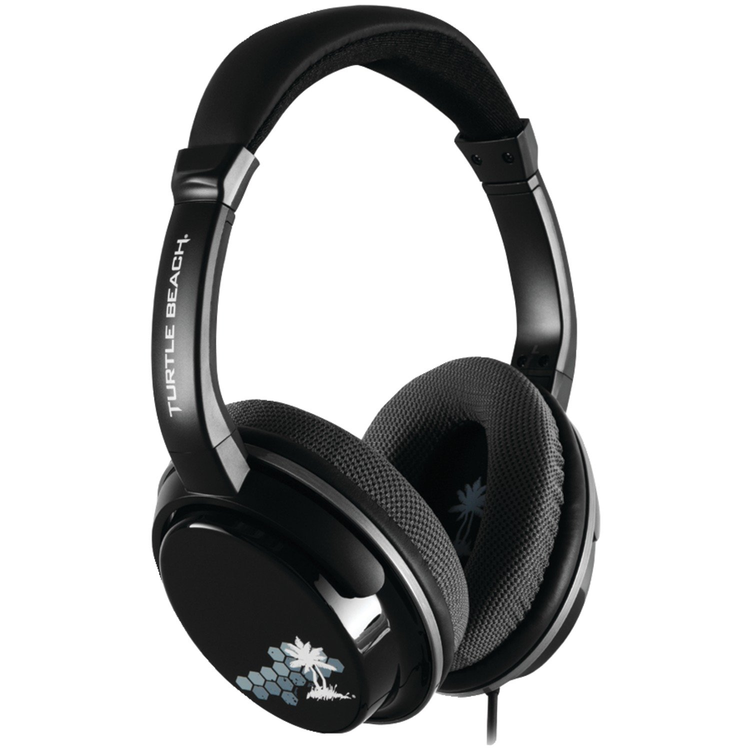 Auriculares Gamer : Turtle Beach Ear Force M5 Silver Mobile