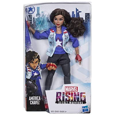 Marvel Fashion Dolls: Toys & Games