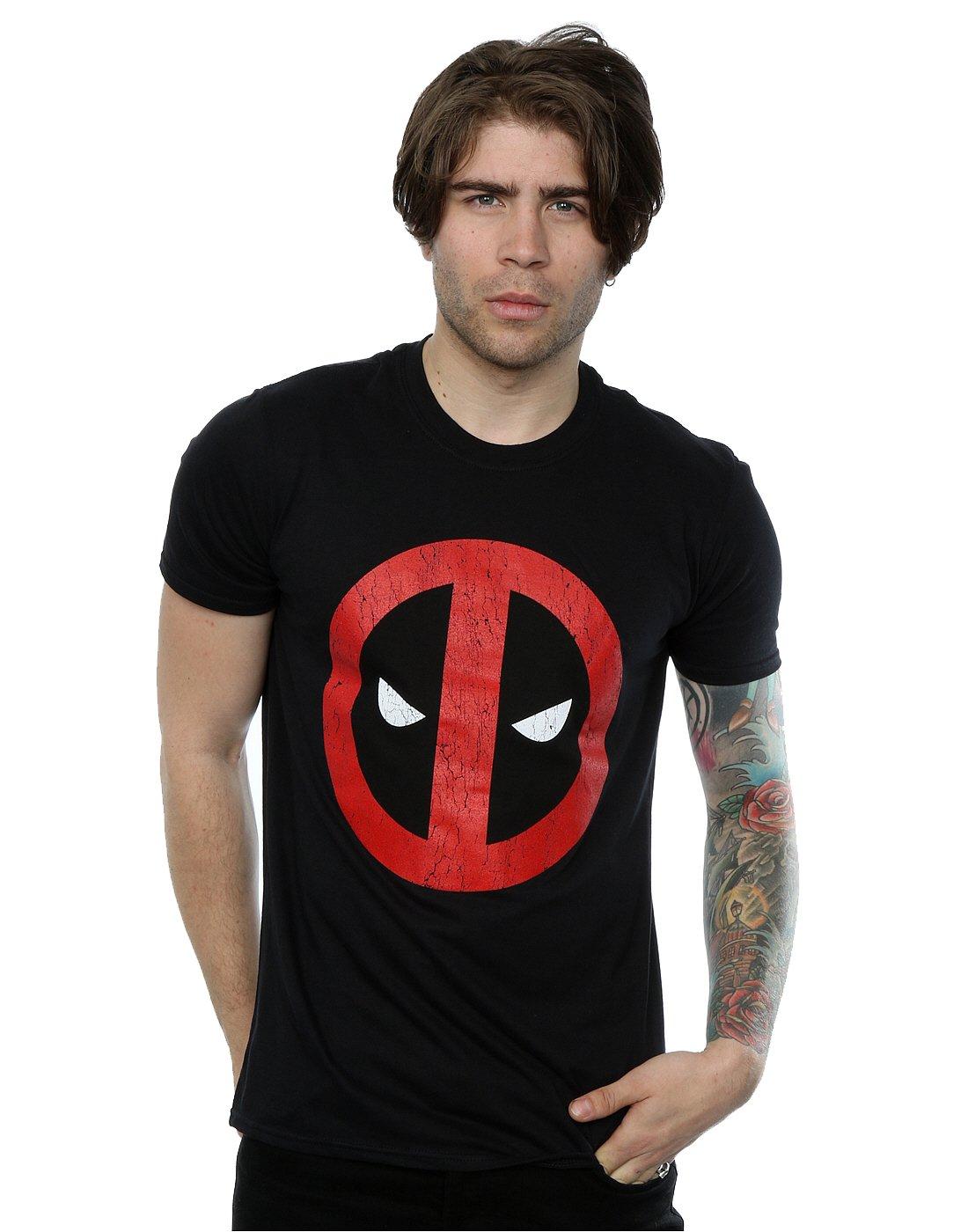 Cracked Logo T Shirt 8307