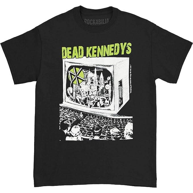 : Dead Kennedys Men's 2016 Invasion T Shirt Black