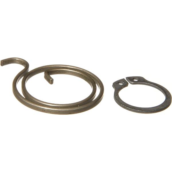 Pack Of 10 Door Handle Springs 2.5-Turn Coil 2.0Mm Thick 27.5Mm Diameter