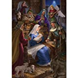 Holy Nativity - Christmas Garden Size 12 Inch x
