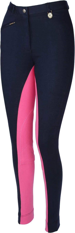 2 Colores El/ásticos Varias Tallas Pantalones de Equitaci/ón Jodhpurs Jods para Ni/ños // Ni/ñas