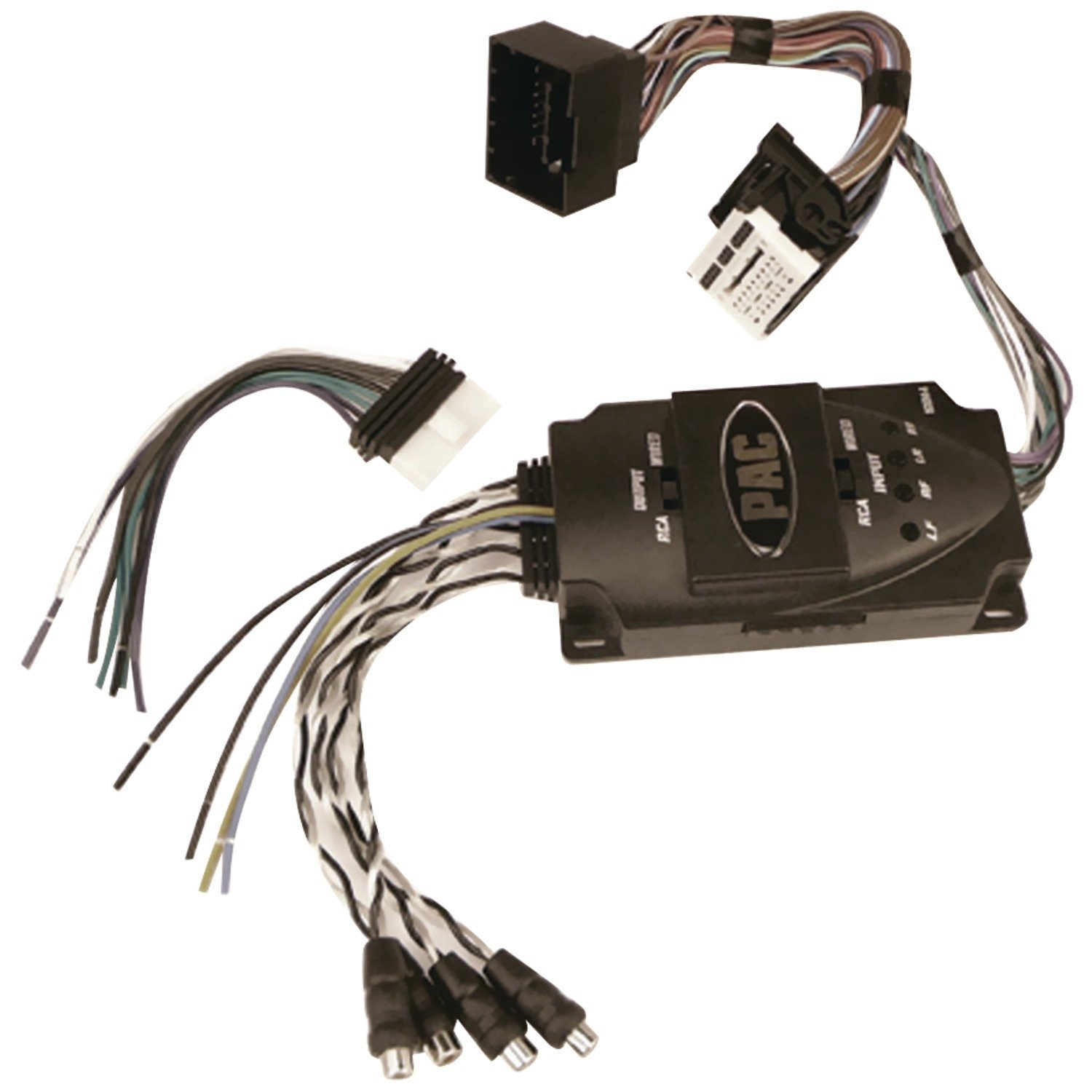 PAC AA-GM44 Amplifier Integration Interface for Select 2010 and Up GM Vehicles PACIFIC ACCESSORY CORP