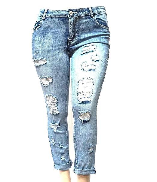 Amazon.com: Wax Jeans/Sneak Peek - Pantalones vaqueros de ...
