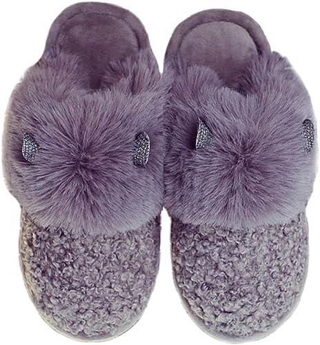 Miya Super cute women's slippers, felt