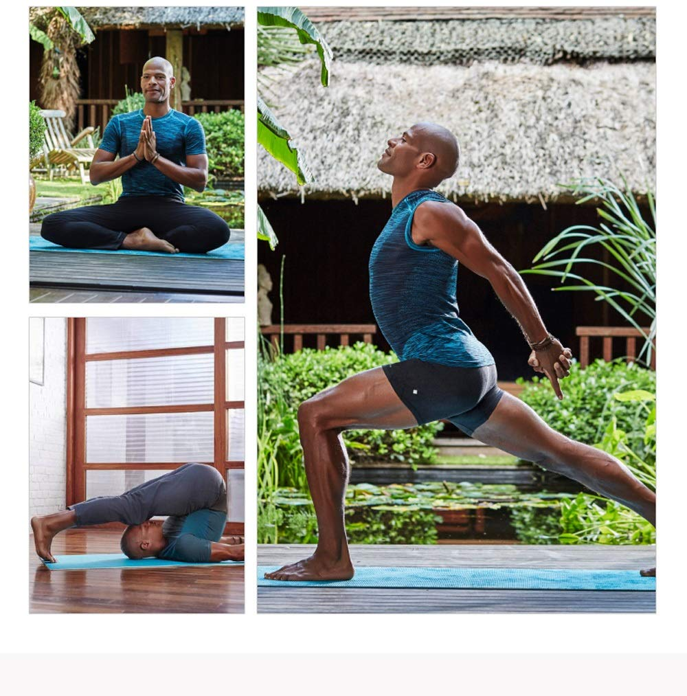 Amazon.com : YXGYJD Pilates Mat, Yoga Mat Yoga Fitness Yoga ...