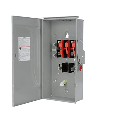 Siemens Gf224nr 200 Amp 2 Pole 240 Volt 3 Wire Fused General