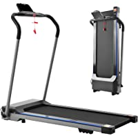 FYC Treadmill Folding Treadmill for Home Portable Electric Motorized Treadmill Running Exercise Machine Compact…
