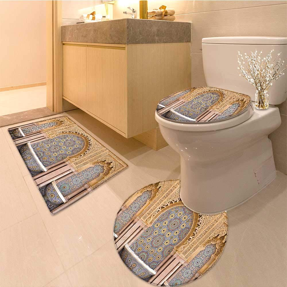 Amazon Com Miki Da Toilet Cushion Suit Typical Tiled