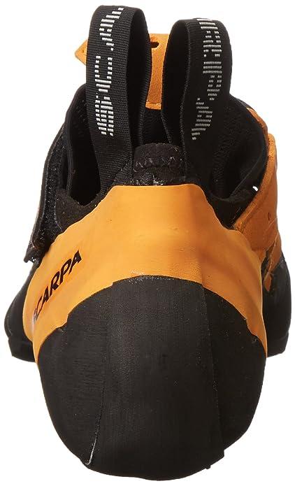 Amazon.com   Scarpa Mens Instinct VS Climbing Shoe, Black, 38.5 EU/6 M US   Climbing