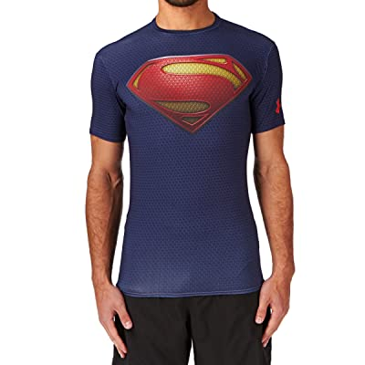 Under Armour - Under Armour Alter Ego Tee Shirt - Superman