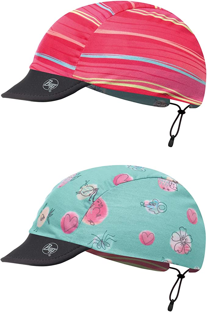 Buff 117128.555 Gorra, Niñas, Multicolor, Única: Amazon.es: Ropa y ...