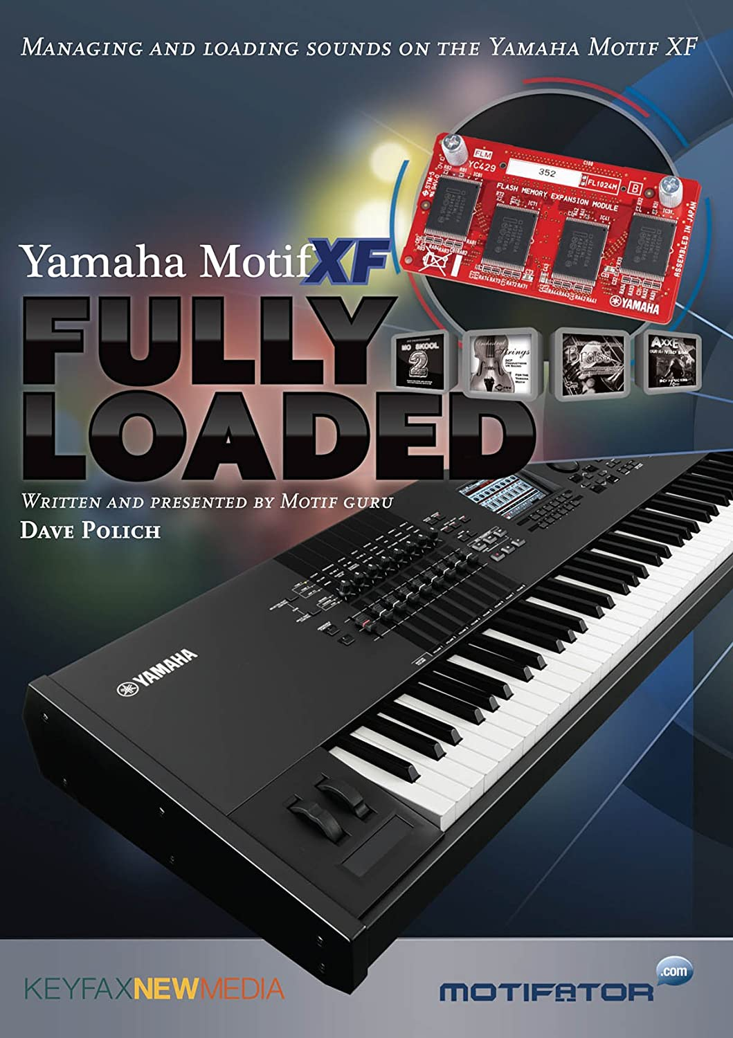 Motif XF Fully Loaded - Toy Piano and Violin - DVD: Amazon.es ...