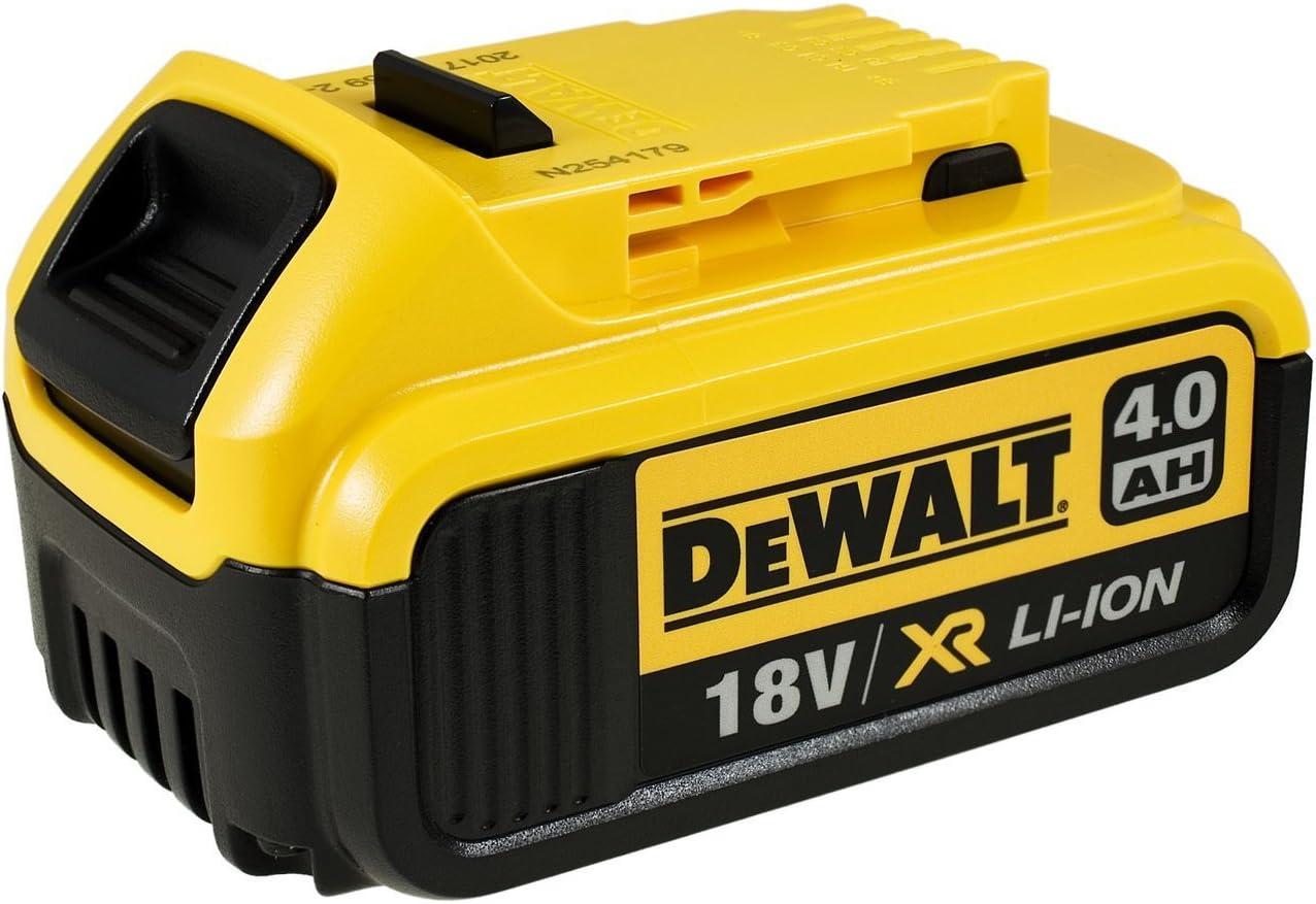 Powery Batería para Dewalt SDS-Plus Martillo Combinado DCH 214 M2 4,0Ah Original