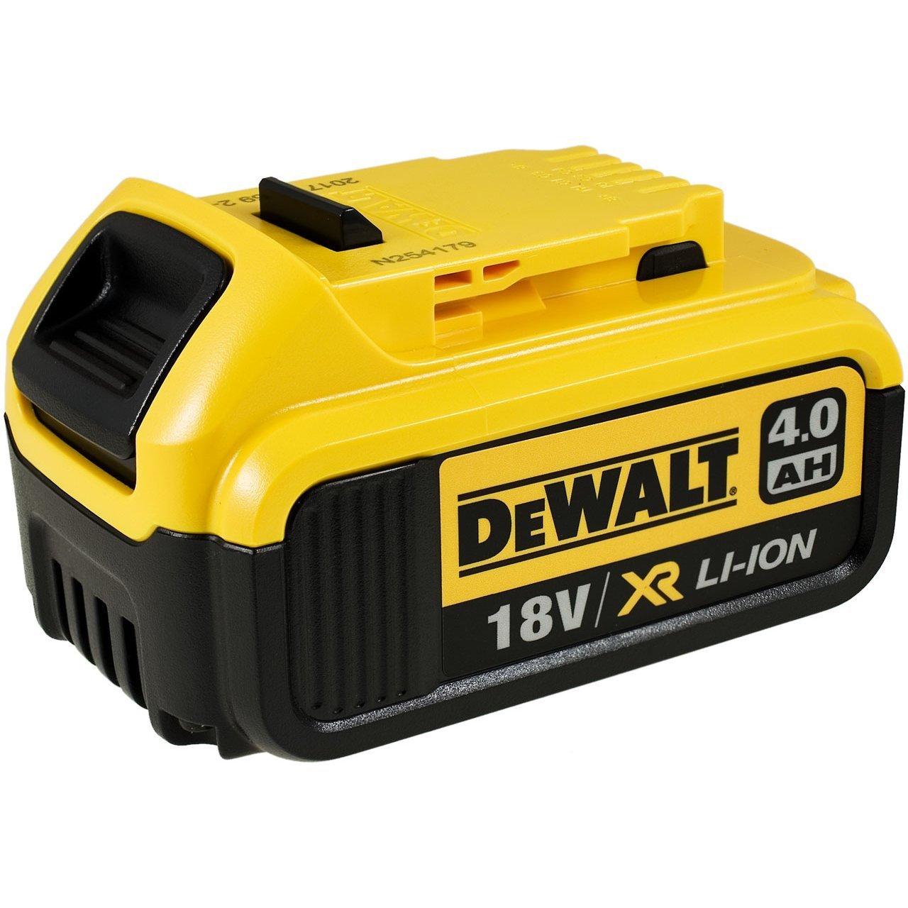 il miglior servizio post-vendita DeWalt DeWalt DeWalt Batteria per Trapano Combi SDS Plus DCH 214 M2 4,0Ah Originale  il più economico