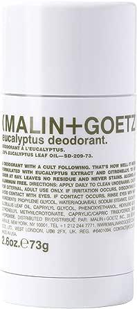 Malin + Goetz Eucalyptus Deodorant Stick, 76.89 ml