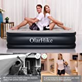 OlarHike Queen Air Mattress with Built-in Pump for