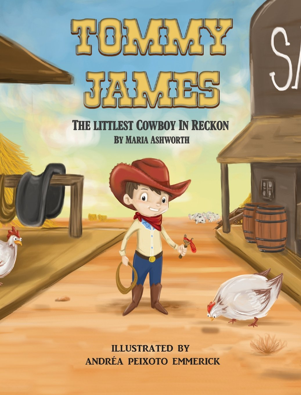 Tommy James: The Littlest Cowboy in Reckon