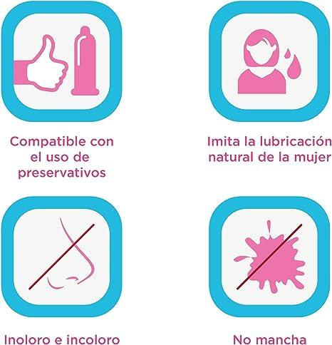 Vagisil Gel Lubricante Vaginal. Alivia La Sequedad Vaginal Y Facilita Las Relaciones Sexuales. 30gr