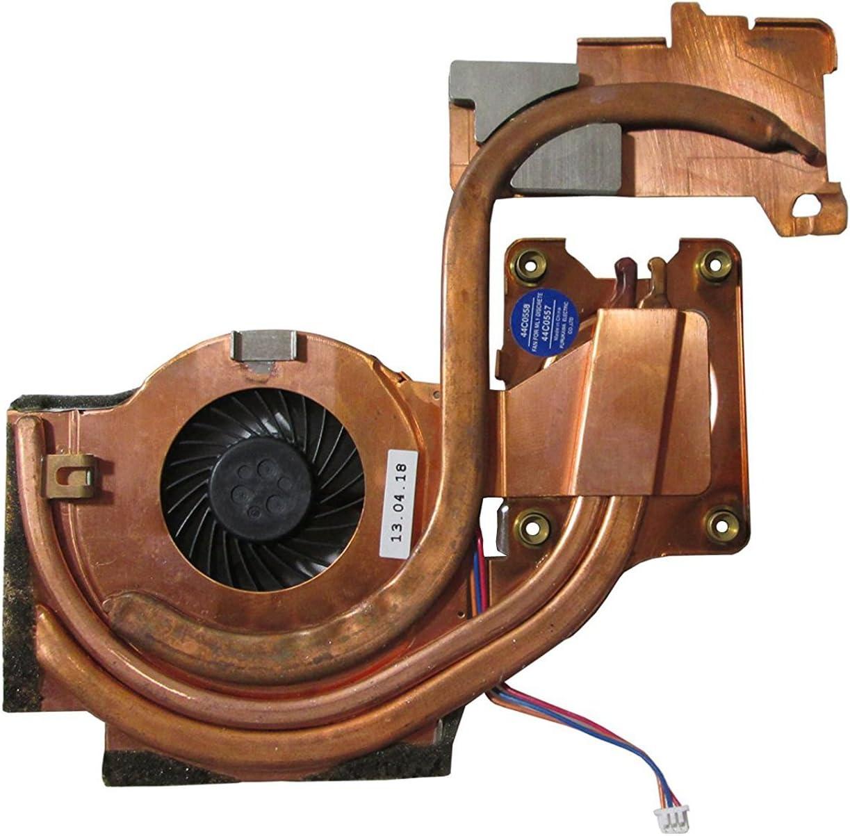 IBM Lenovo ThinkPad T6142W246042W2461portátil ventilador Incluye Disipador