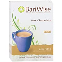 BariWise High Protein Hot Cocoa - Instant Low-Carb, Low Calorie Hot Chocolate Mix...