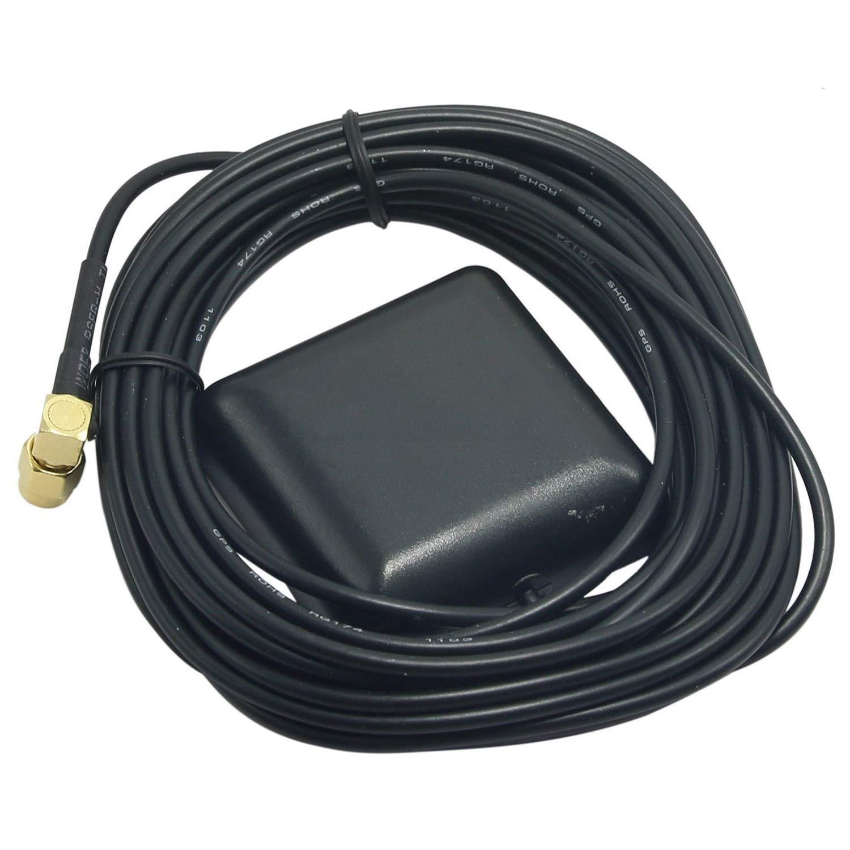 Mucjun 10MHZ Output SINE Wave GPS DISCiPLINED Clock GPSDO + GPS Antenna+ Power Supply