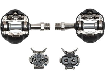 a6000f800 Amazon.com   SpeedPlay SYZR SS Pedals Black Silver