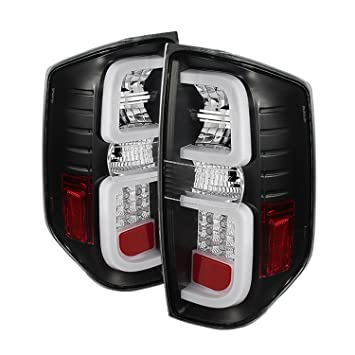 c lighting led pickup sierra lights truck yd spyder alt chrome by gmc tail