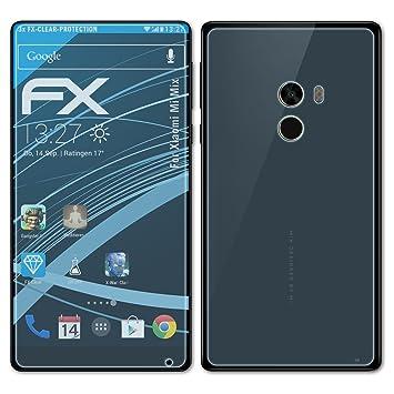 Atfolix 3x Displayschutzfolie Für Xiaomi Mi Mix Schutzfolie Fx-clear Folie Handys & Kommunikation
