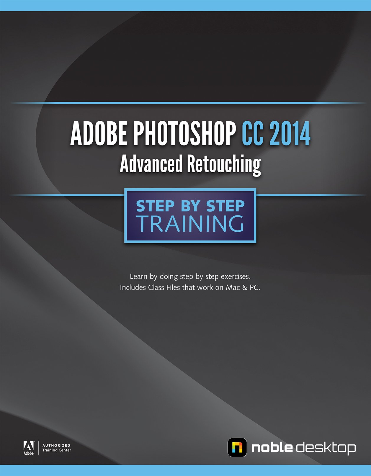 Download Adobe Photoshop CC 2014 Advanced Step by Step Training pdf epub