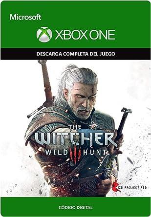The Witcher 3: Wild Hunt Standard   Xbox One - Código de descarga: Amazon.es: Videojuegos