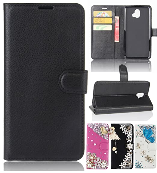 innovative design 0e4a4 3408e Amazon.com: ZTE Blade V8 Pro Case, ZTE Z978 Case, Luxury Bling ...