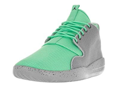 finest selection 52519 2faac best price nike mens air jordan eclipse shoes wolf grey green glow 724010  019 size 8.5
