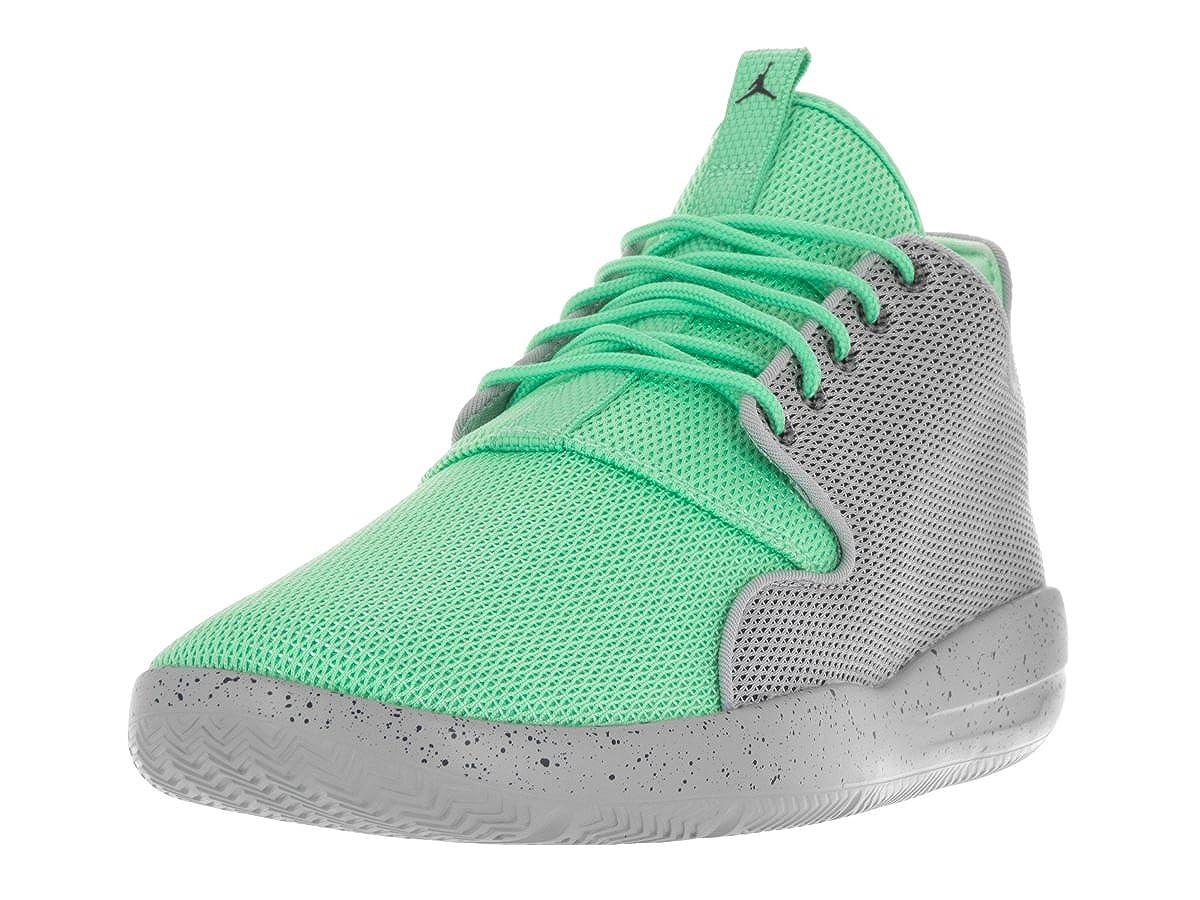 3ea4f6116faf Amazon.com  Nike Mens Air Jordan Eclipse Shoes Wolf Grey Green Glow  724010-019 Size 11.5  Shoes