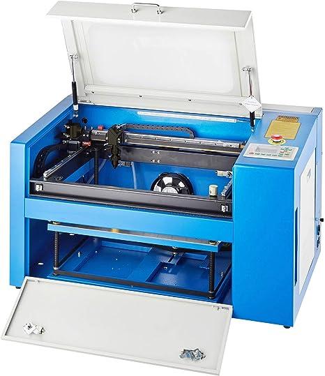 Orion Motor Tech 50 W 110 V máquina de grabado láser CO2 cortador ...