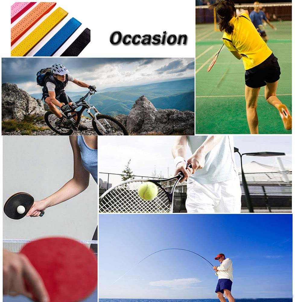 senston Anti Slip Sobregrip Racket Overgrip Antideslizante Tenis ...