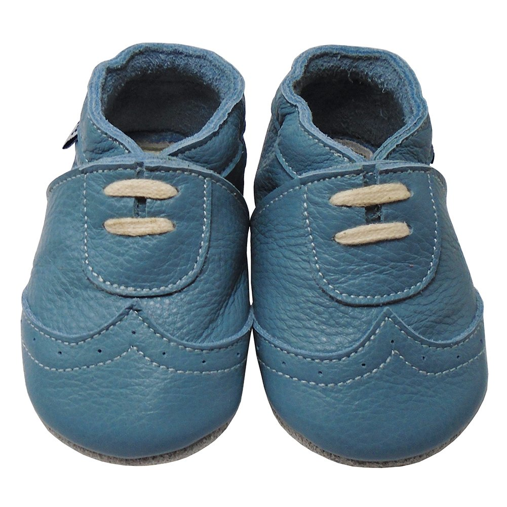 Mejale Premium Soft Sole Baby Moccasins Infants Toddlers Leather Sneakers Little Ones First Walking Shoes