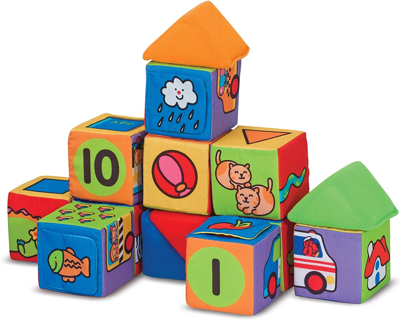 K/'s Kids Free Shipping! Knock Knock Blocks